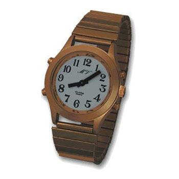 Sprechende Armbanduhr für Herren MVAU-HGM
