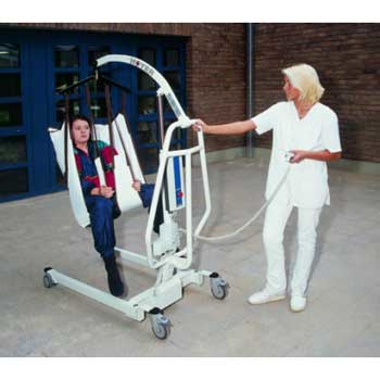 HOYER Ovalmast-Vielzwecklifter HOVL-200