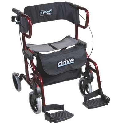 Diamond Deluxe (Rollstuhlfunktion)
