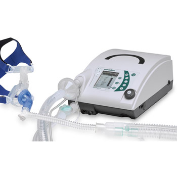 VENTIlogic LS Beatmungsgerät mit Doppelschlauchsystem