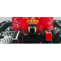 Motormäher 512H Bedienkonsole