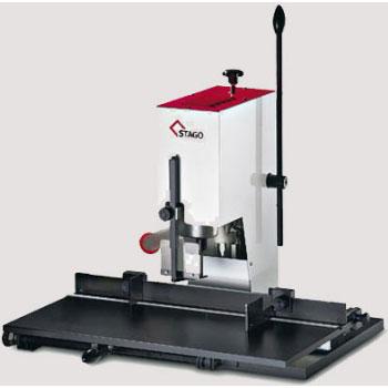 Einspindel-Papierbohrmaschine PB 1010