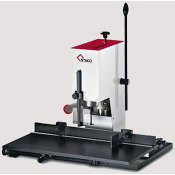 Einspindel-Papierbohrmaschine PB 1015