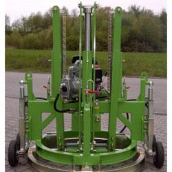 motorhydraulischer Schachtrahmenheber MSRH-50