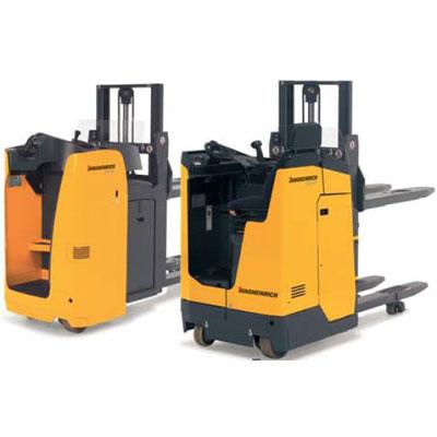 Elektro-Stand- und Sitzstapler