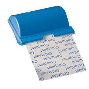 Hautschutzrolle, zuschneidbare Haftplatte