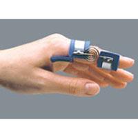 Dynamische Fingerorthese zur Streckung der Mittelgelenke
