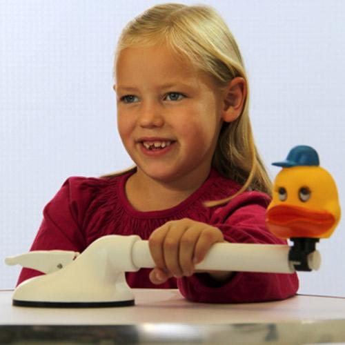 Mobeli, Kinder-Therapie-Griff Stabi Daisy Horizontal