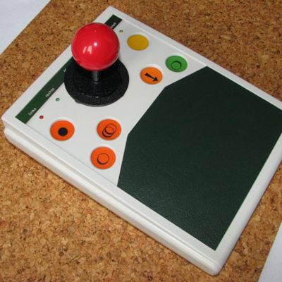 MauSi pro mit kleinem Joystick (Variante)