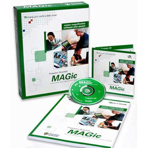 Vergrößerungssoftware MAGic