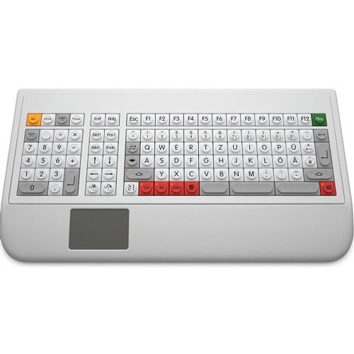 ABP KT 10 Kleinfeldtastatur mit Touchpad