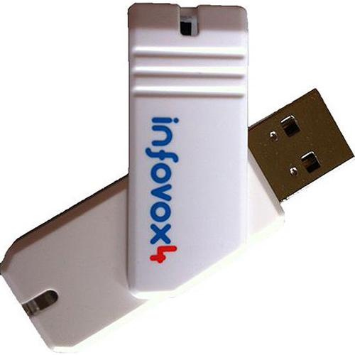 Infovox 4 USB-Stick