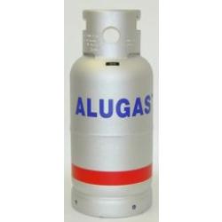 ALUGAS Kragenflasche