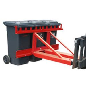 Mülltonnen-Heber MH, für 3 Tonnen