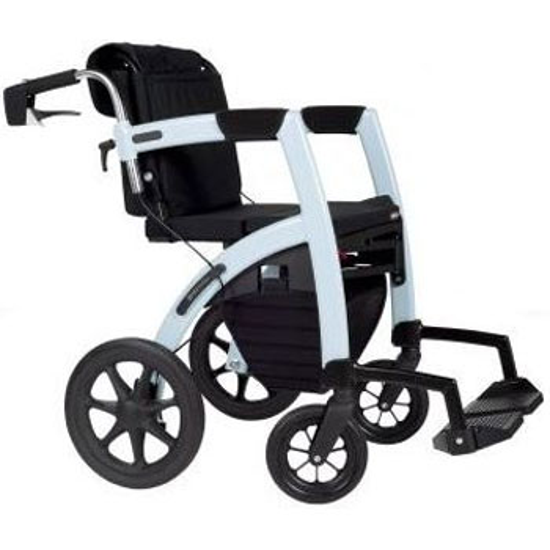 Rollz Motion mit Rollstuhlpaket (ice-blue)