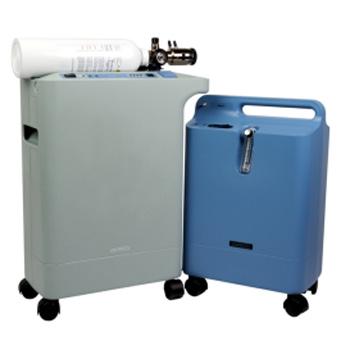UltraFill Sauerstofffüllstation mit EverFlo Sauerstoffkonzentrator