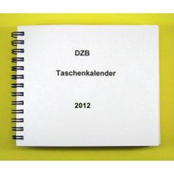 Taschenkalender Maxi Kurzschrift