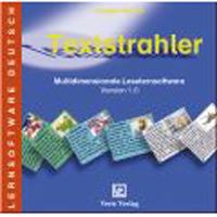 Lernsoftware Textstrahler