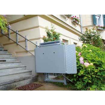 Plattform-Treppenlift PLG7