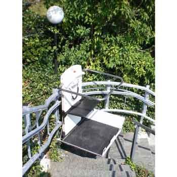 Treppenlift PEGASUS NOVA II Außen