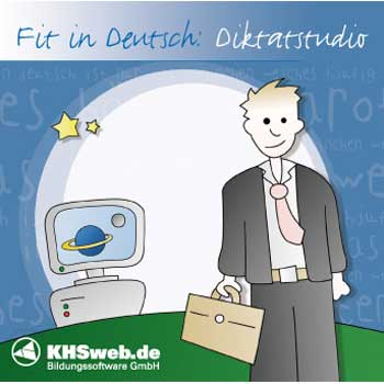 Lernsoftware Fit in Deutsch Diktatstudio