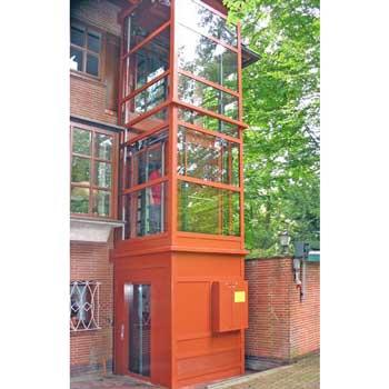 Hiro Hydraulik-Aufzug