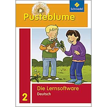 Lernsoftware Pusteblume Deutsch 2