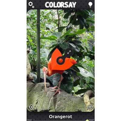 ColorSay – Hör' die Welt in Farbe