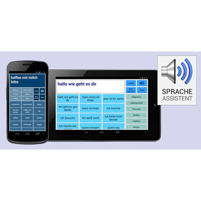 SprachAssistent AAC
