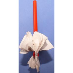 TPH-Fem, Toilettenpapierhalter zum trocken Tupfen