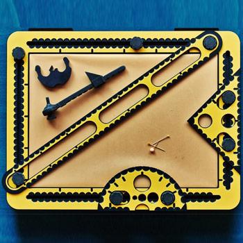 TactiPad Zeichenbrett