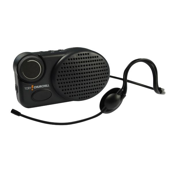 MICRO VOICE AMP STIMMVERSTÄRKER MIT HEADSET-MIKRO
