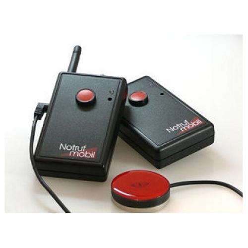 NOTRUF MOBIL 3 - Rufsystem für daheim