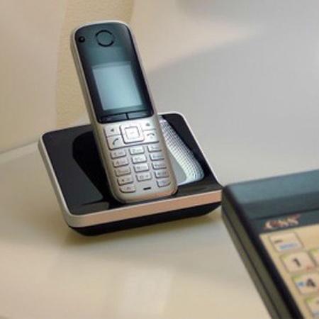 Remoset IR-Telefonbedienung