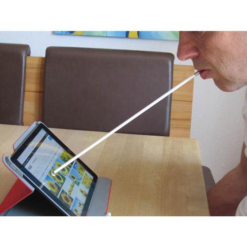 iPad Mundstab Stylus