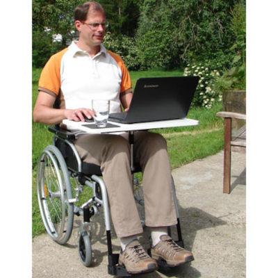Rollstuhltisch