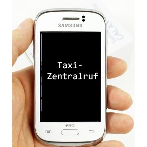 Smartphone mit BlindShell-Software
