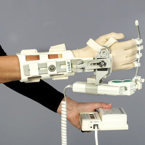 JACE H440 Motorische Bewegungsschiene für die Fingergelenke