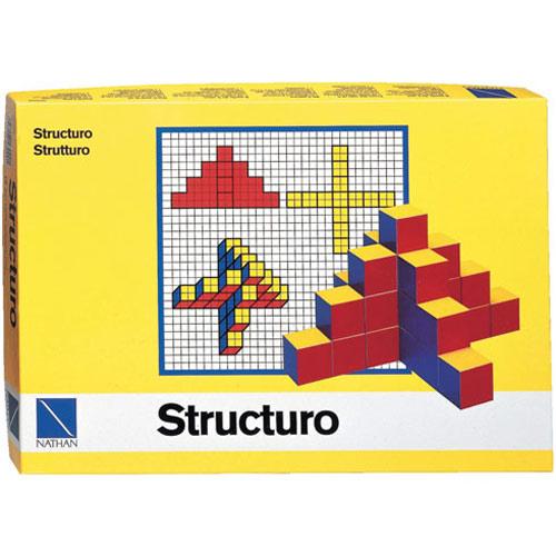 Structuro - Spielinhalt