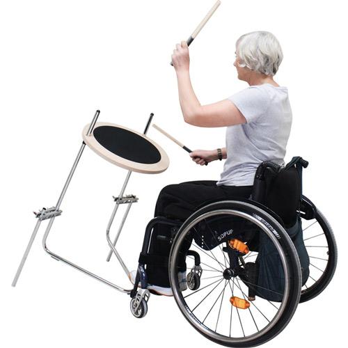 bodrum-Zusatzset für Rollstuhlfahrer