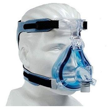 ComfortGel Full Face Mask mit Kopfbänderung