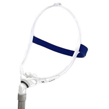 Swift FX Nasenpolster-Maske mit Kopfbänderung