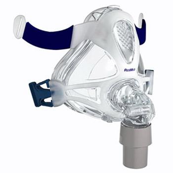 Quattro FX Gesichtsmaske mit Ausatemventil