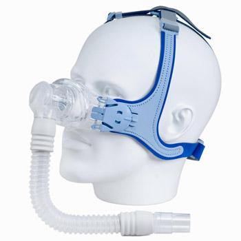 Mirage Vista Nasal-Maske mit Kopfbänderung