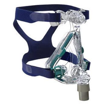Mirage Quattro Gesichtsmaske mit Kopfbänderung