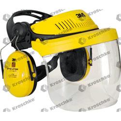 PELTOR Gehör- / Gesichtschutzkombination G 500