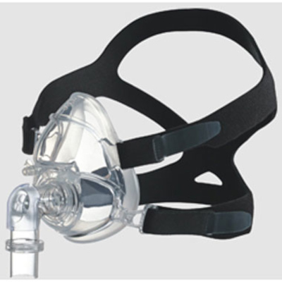 Silikon CPAP Full Face Maske