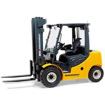 Diesel- und Treibgasstapler DFG/TFG 540-550