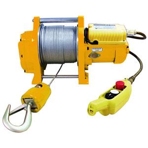 Elektroseilwinde LA-B200 / LA-B300