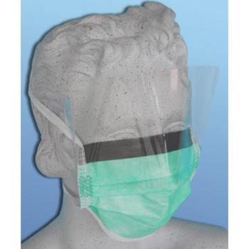 Gesichtsmaske mit Visier